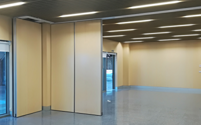Cómo distribuir espacios en una oficina con tabiques móviles