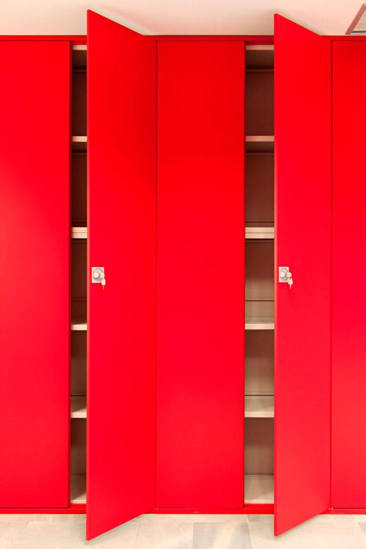 armarios a medida para oficinas