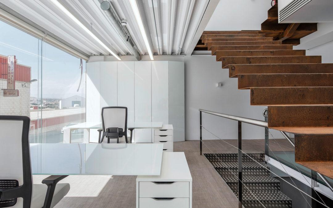 muebles a medida para oficinas