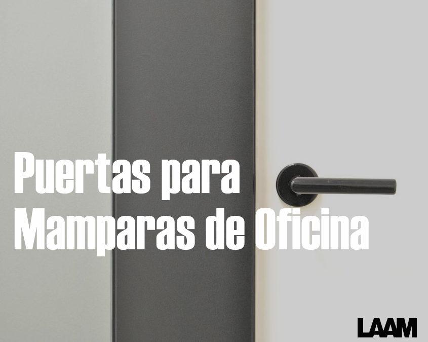 Puertas para mamparas de oficina