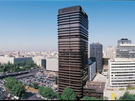 REFORMA CASTELLANA MADRID 81