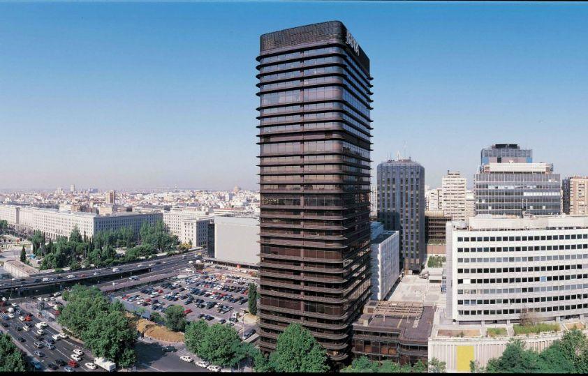 REFORMA CASTELLANA MADRID 81