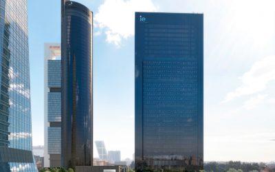 Las mamparas de oficina de LAAM, protagonistas en la Torre Caleido