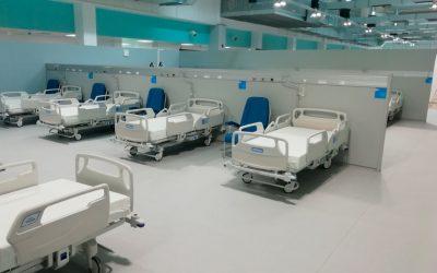 La mejor solución integral para hospitales: Mamparas hospitalarias