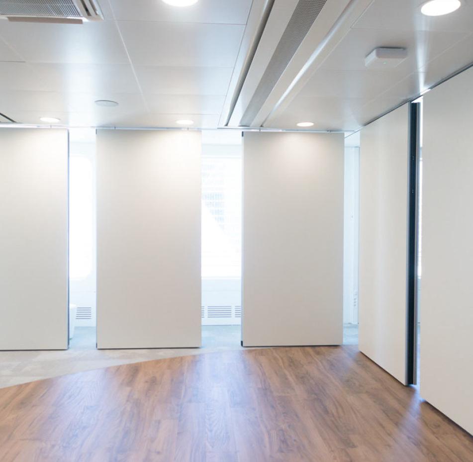 tabiques móviles oficinas